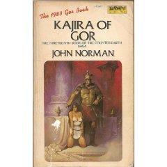 Kajir Of Gor by John Norman (Book) 1983