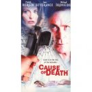 Cause Of Death (VHS) 2002