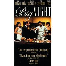 Big Night (VHS)  1996