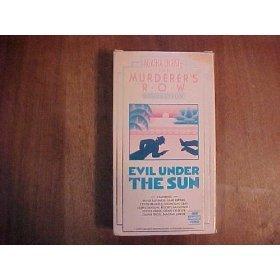 Evil Under the Sun (VHS) 1981