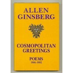 Cosmopolitan Greetings by Allen Ginsberg (Book) 1994