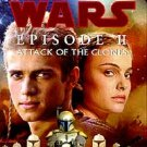 Star Wars Attack Of the Clones by R.A. Salvatore (Book) 2002