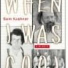 When I Was Cool by Sam Kashner (Book)  2004