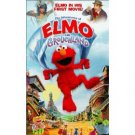 The Adventures of Elmo In Grouchland (VHS) 1999