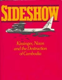 Sideshow by William Shawcross (Book) 1979