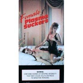 Female Plasma Suckers (VHS) 1988