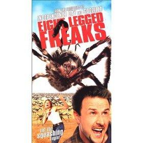 Eight Legged Freaks (VHS) 2002