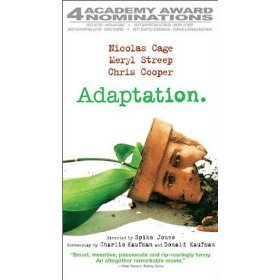 Adaptation (VHS) 2002