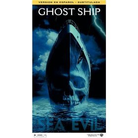 Ghost Ship (VHS) 2002