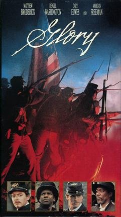 Glory (VHS) 1989