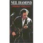 Greatest Hits Live by Neil Diamond (VHS) 1988