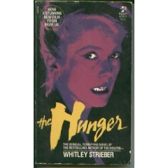 The Hunger by Whitley Strieber (Book) 1983