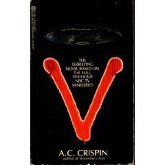 V by A.C. Crispin (Book) 1984