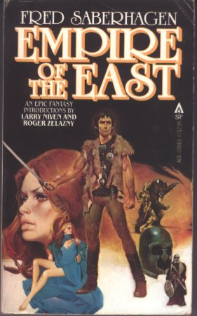 Empire Of the East by Fred Saberhagen (Book) 1979