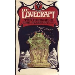 The Horror In the Museum by H.P. Lovecraft (Book) 1976