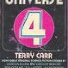 Universe 4 ed by Terry Carr (Book) 1974