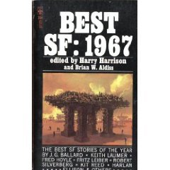 Best SF : 1967 ed by Harry Harrison and Brian Aldiss (Book) 1968