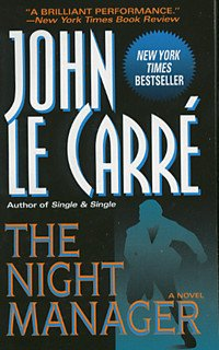 The Night Manager by John Le Carre (Book) 1993