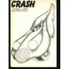 Crash by J.G.Ballard (Book) 1973