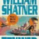 Tekwar by William Shatner (Book) 1989