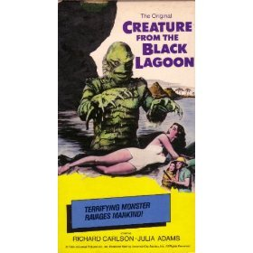Creature From the Black Lagoon (VHS) 19554