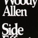 Side Effects by Woody Allen (Book) 1980