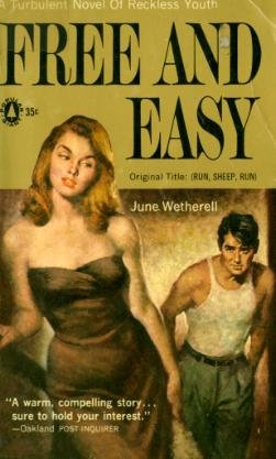 Free and Easy by June Wetherell (Book) 1959