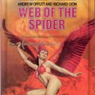 Web Of the Spider by Adrew Offutt (Book) 1981