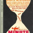 Minute Mysteries by Austin Ripley (Book) 1949
