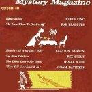 Ellery Queen's Mystery Magazine (Oct 1958)