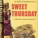 Sweet Thursday by John Steinbeck (Book) 1956