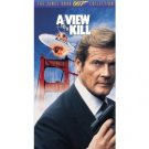 A View To a  Kill (VHS) 1985