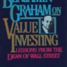 Benjamin Graham On Value Investing by Janet Lowe (Book) 1994