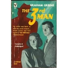 The 3rd Man by Graham Greene (Book) 1950