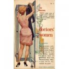 Doctor's Women by Phillp Sorrell (Book) 1962