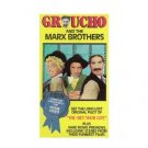 Groucho and the Marx Brothers (VHS) 1988