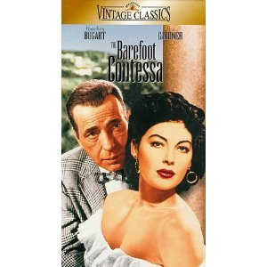The Barefoot Contessa (VHS) 1954