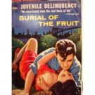 Burial Of the Fruit by David Dertert (Book) 1947