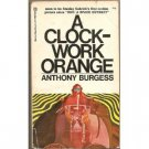 A Clockwork Orange by Anthony Burgess (Book) 1971