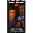 Lethal Weapon 2 (VHS) 1989