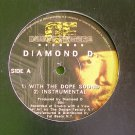 Diamond D & Fantastic 4~With the Dope Sound / You're in the Wrong Place~ Dusty Fingers1998 12""