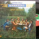 Stephen Stills & Manassas~Down the Road~ Atlantic 1973 LP