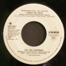 Cee Cee Chapman~Twist of Fate~ Curb 1989, 45