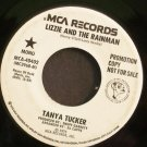 Tanya Tucker~Lizzie and the Rainman~ MCA Records 1975, 45