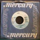 BACHMAN-TURNER OVERDRIVE~Heartaches~ Mercury 74046 1979, PROMO 45