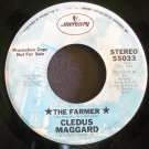 CLEDUS MAGGARD~The Farmer~ Mercury 55033 1978, PROMO 45