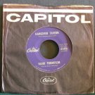HANK THOMPSON~Hangover Tavern / Give the World a Smile~ Capitol 4605 1961, 45