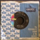 JAN & DEAN~I Found a Girl~ Liberty 55833 1965, 45