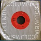 JIMMY DEAN~Once a Day / Let's Pretend~ Columbia 4-43754 1965, 45