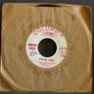 JOHNNY CASH~Pickin' Time / Happy to Be with You~ Columbia 4-43420 1965, PROMO 45